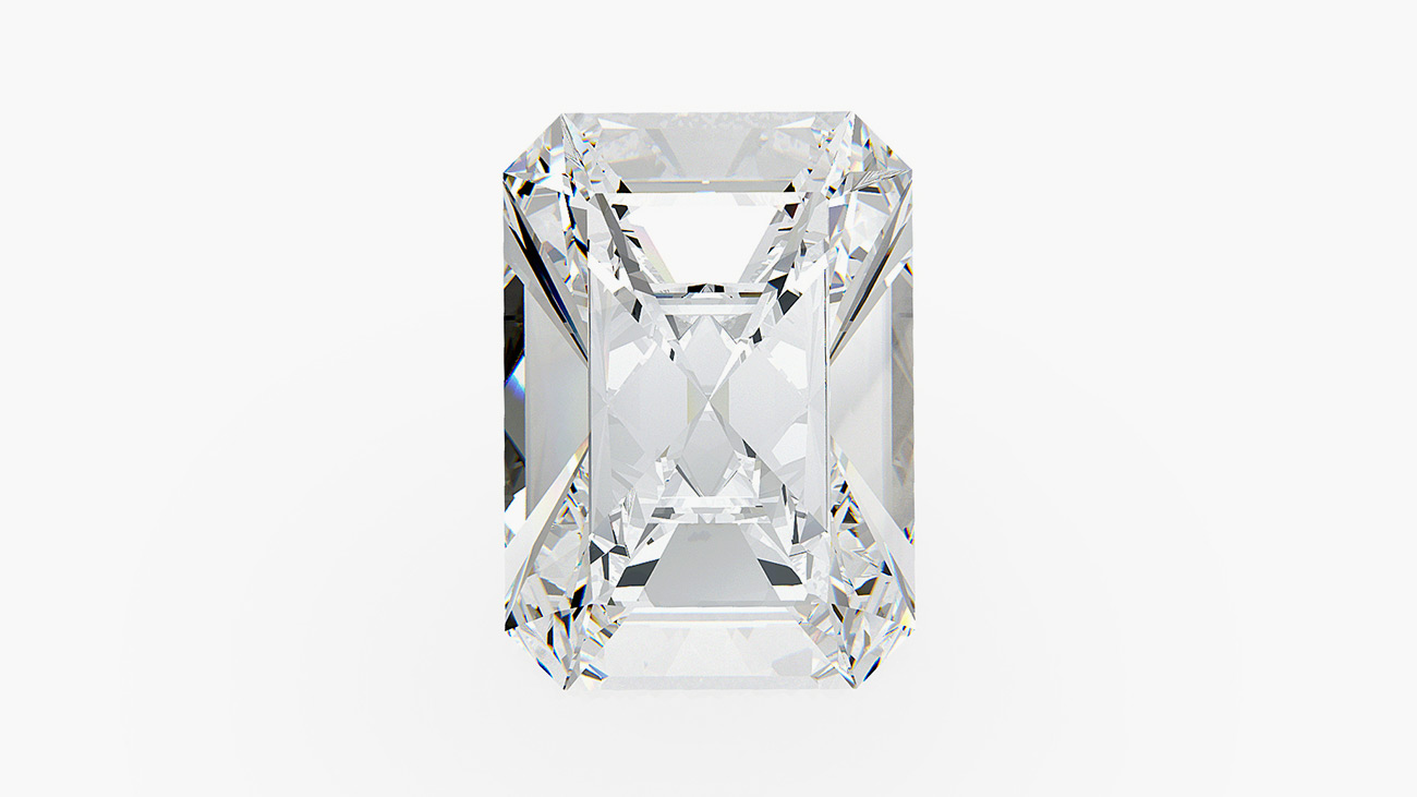 Prince Cut Diamond