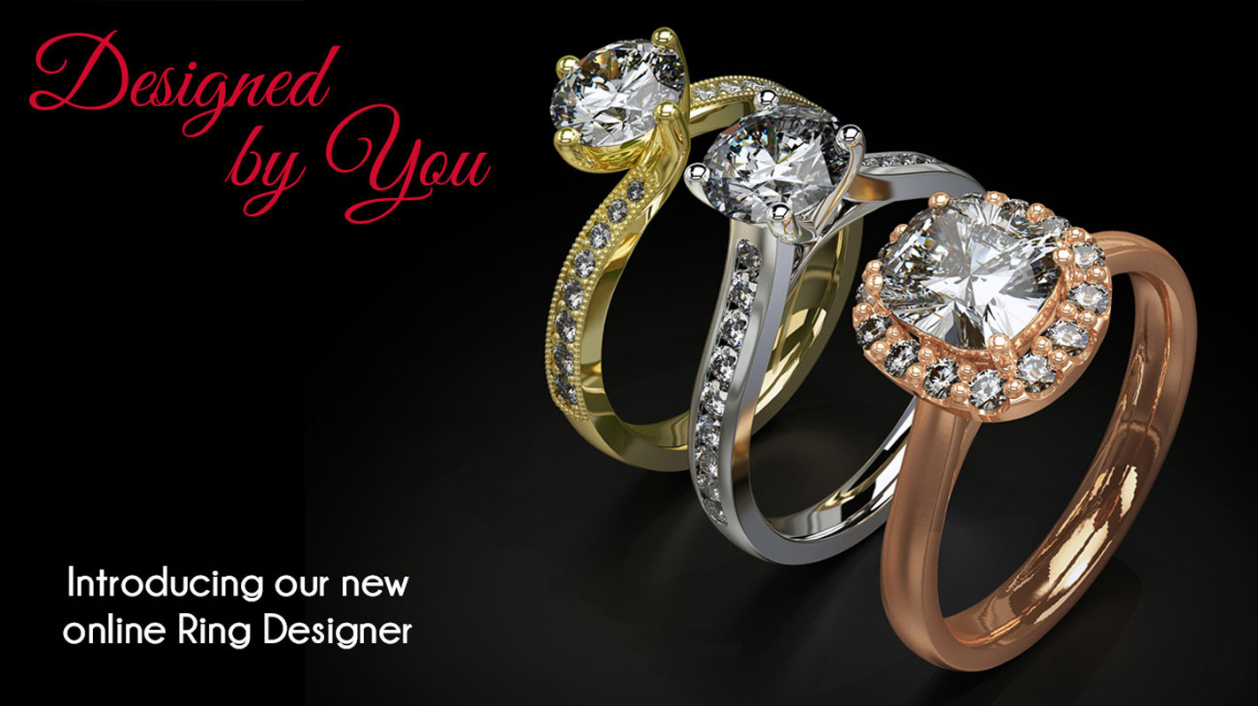 Ring Designer is Live!