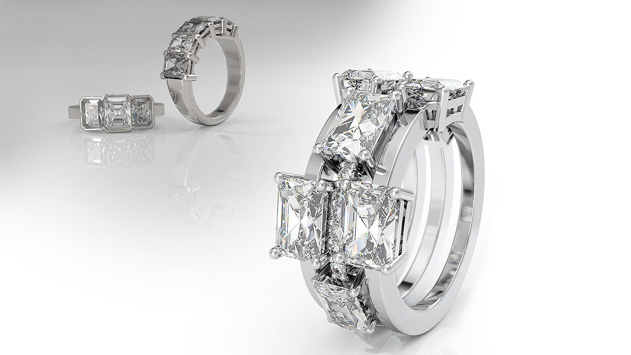 grandmothers redesigned roberts an ring rings engagement redesign fairfax jewellery by