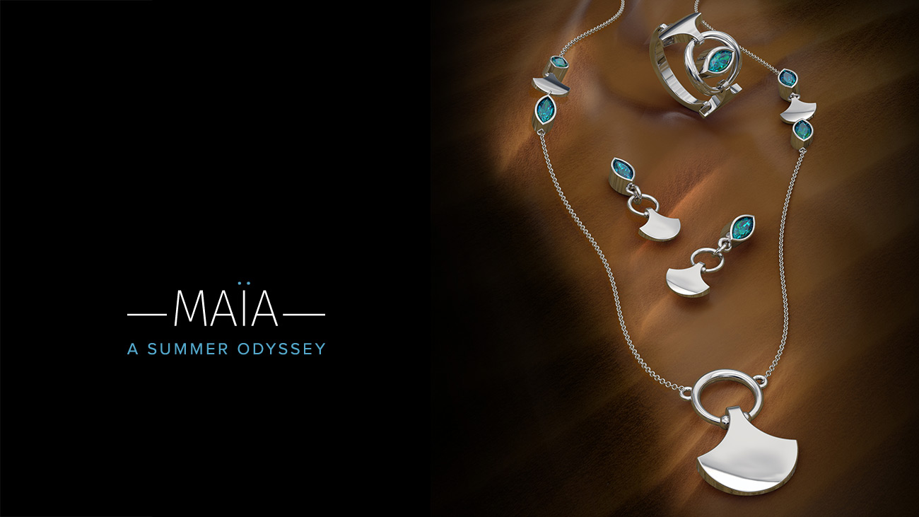 Maia Holiday Collection