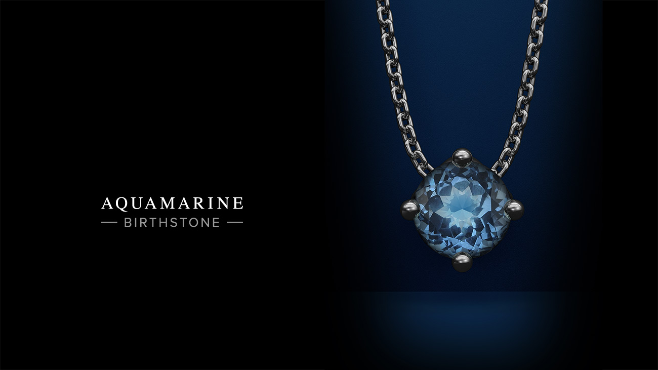 Aquamarine Birthstone