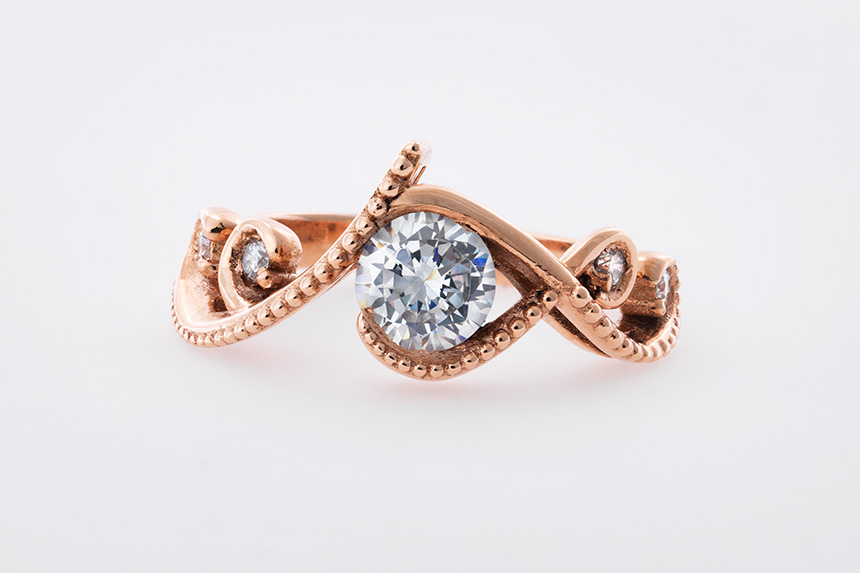 Fire Collection Ring